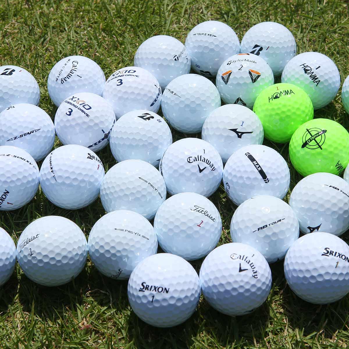 コースで打って確かめた! ゴルフボールの選び方とおすすめモデル