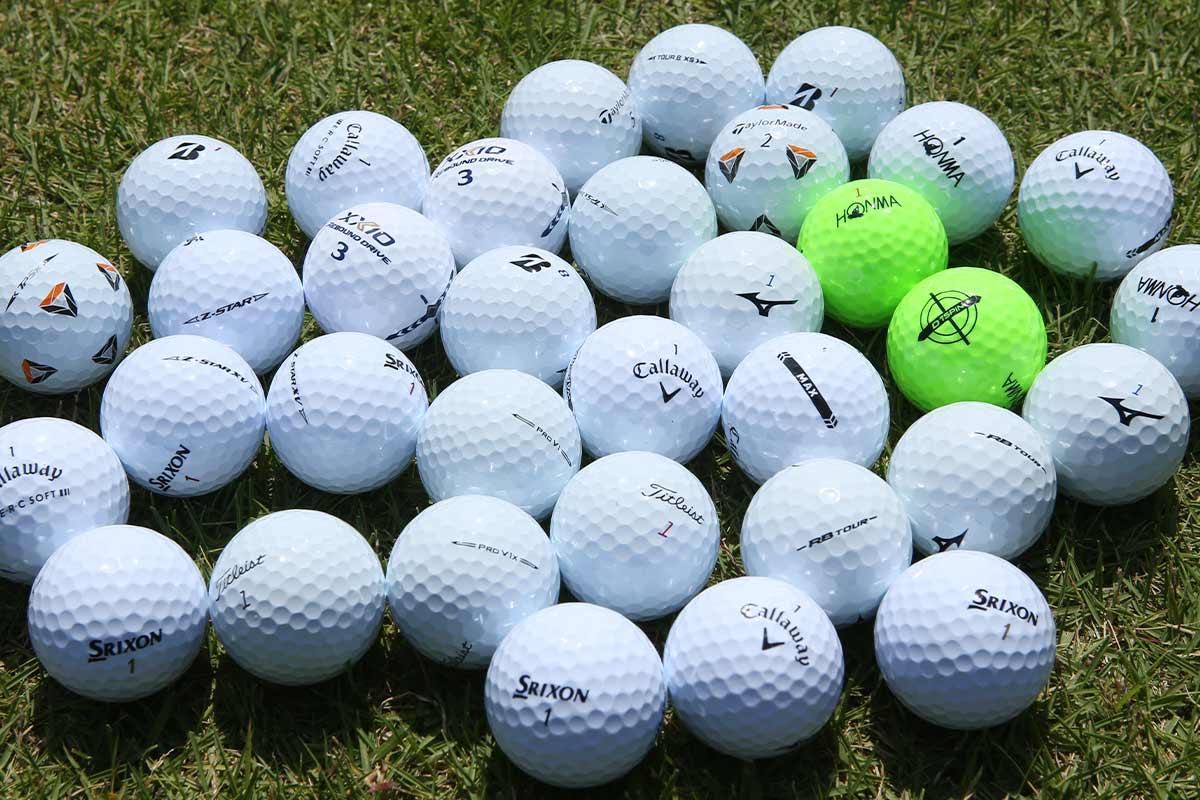 どれも一緒は大間違い! ゴルフボールの選び方とおすすめモデル