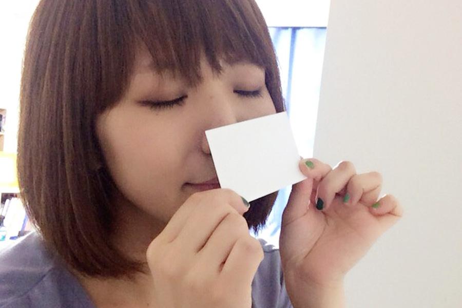 香り付き名刺で差をつけろ! カードフレグランス活用法