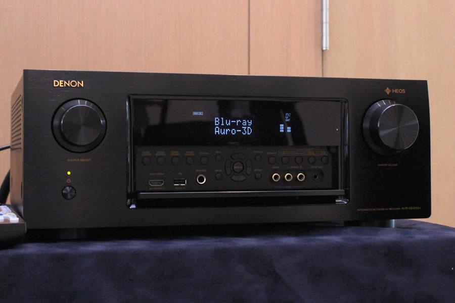 """日本初!立体音響""""Auro-3D""""対応のデノン11.2ch AVアンプ「AVR-X6400H」"""