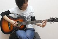 Fの壁を越えろ! Fenderの小型アコギはギター初心者にピッタリな1台