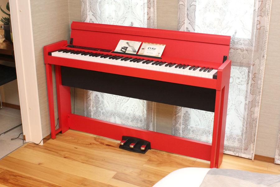 """歴代モデルのイイとこ取り! コルグの""""ちょうどイイ""""電子ピアノ「C1 Air」"""
