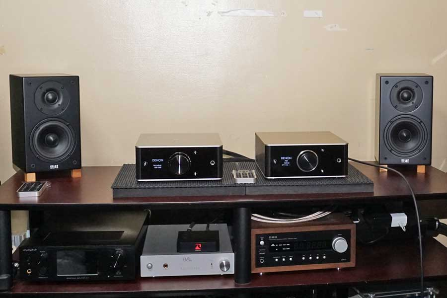 デノンのクラスDアンプ搭載小型プリメイン「PMA-60」「PMA-30」をじっくり聴き比べてみた