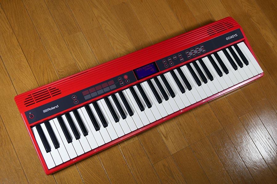 経験者ほど納得のRoland「GO:KEYS」は、鍵盤界のGoProだ!