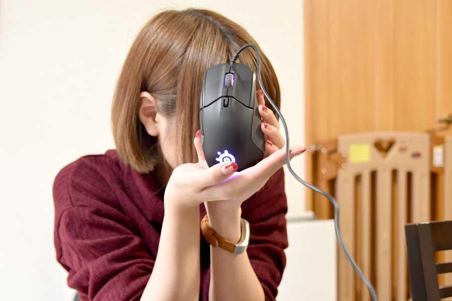 1万円以下で高コスパのゲーミングマウス! マクロを駆使できる「Rival 310」