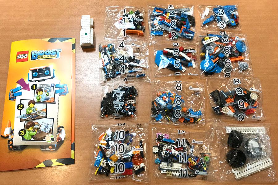 レゴブロックが動く! 「レゴブースト」で凶悪(?)メカを作ってみた - 価格.comマガジン