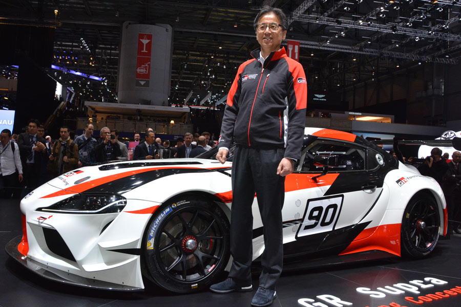 発売は少し先か!? トヨタ・スポーツの代名詞である「スープラ」がコンセプトカーで復活!