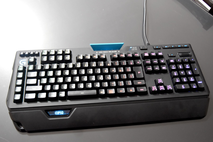 logicool ゲーミング キーボード