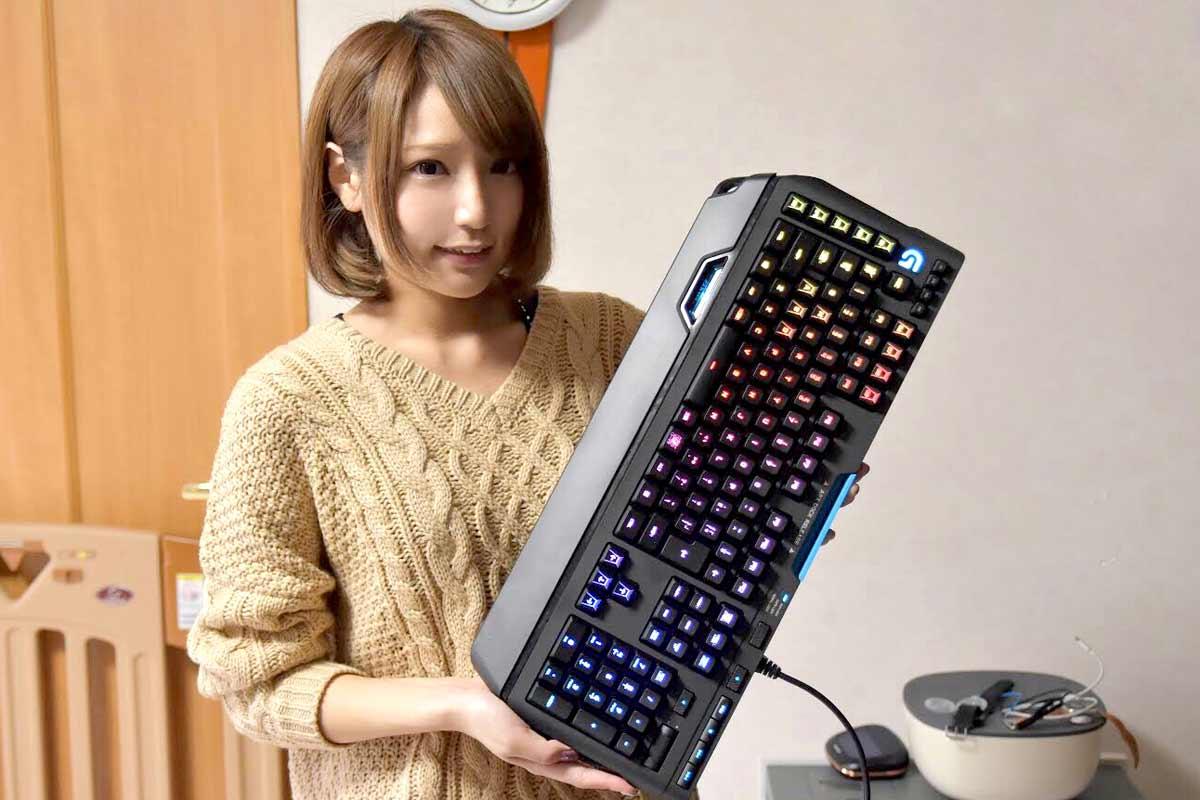 コスパ最強と感じてしまう高機能ゲーミングキーボード、ロジクール「G910r」を解説