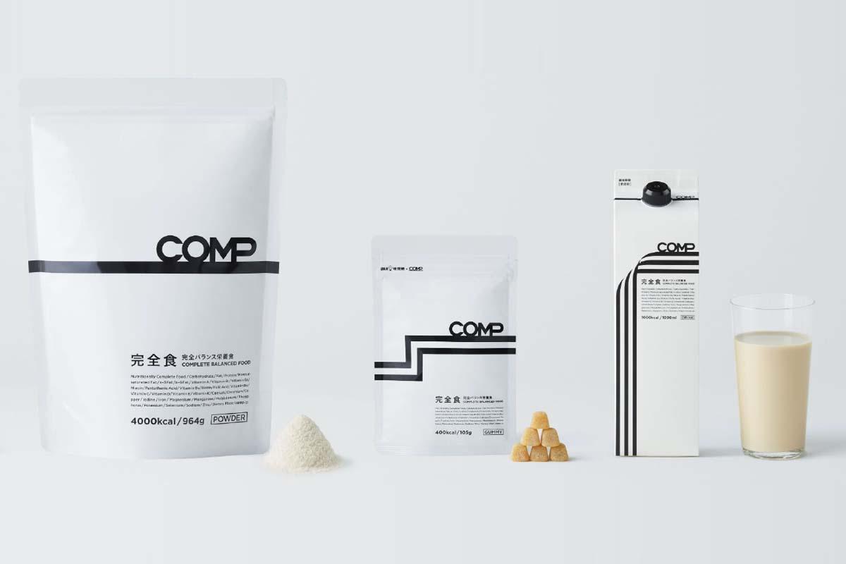 完全栄養食「COMP」に、愛好者待望のドリンクタイプが誕生