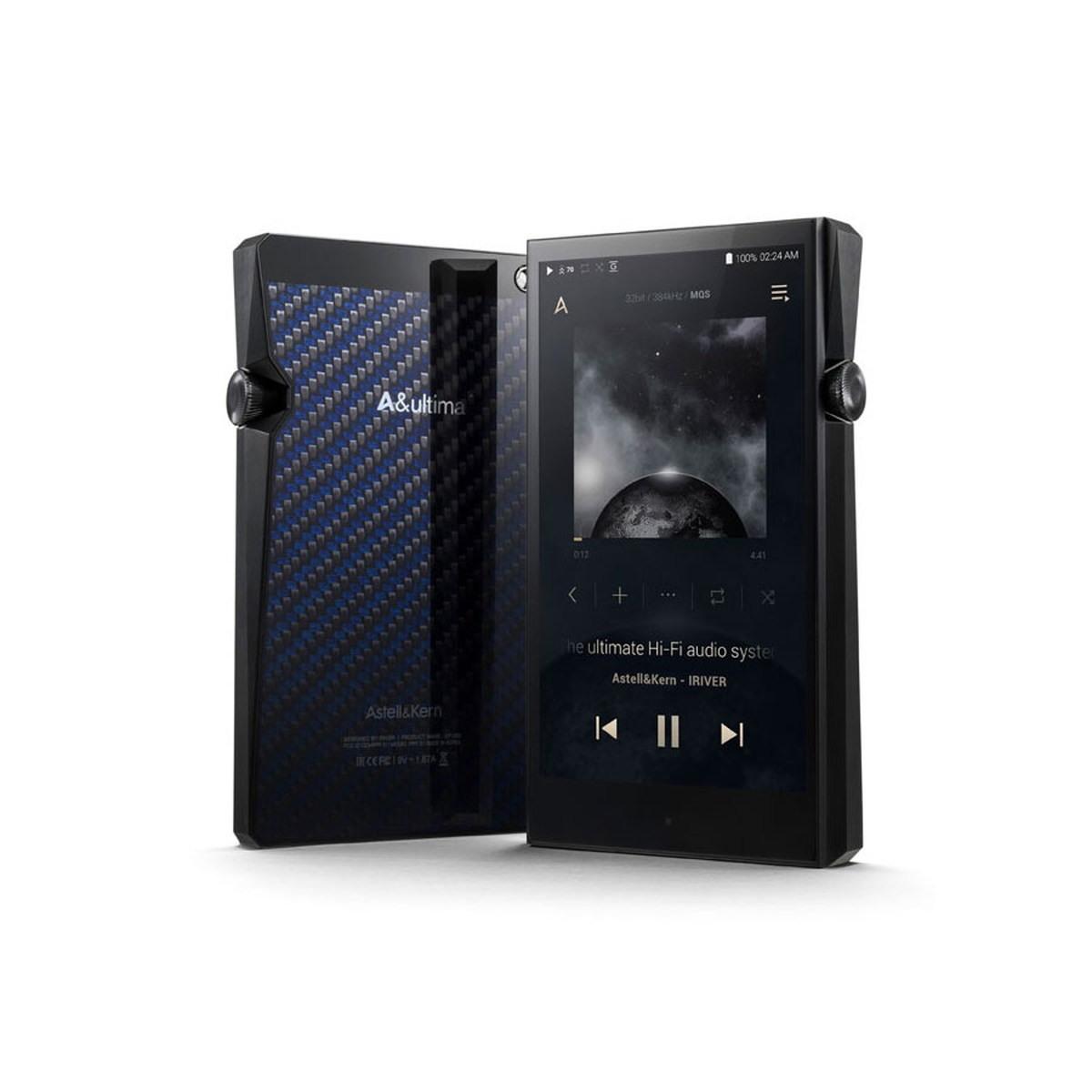 約50万円のハイレゾプレーヤー「A&ultima SP1000 Onyx Black」が登場