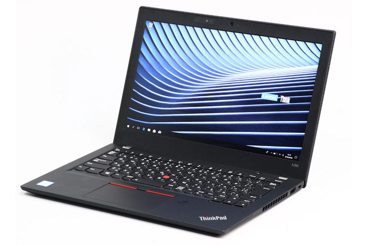 """""""これぞThinkPad"""" 薄く軽くなった「ThinkPad X280」レビュー"""