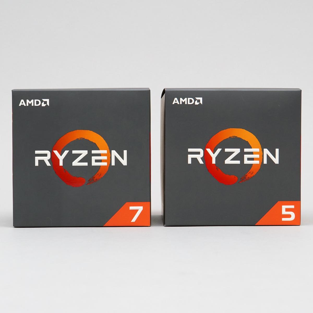 Ryzenの第2章始まる。AMD「Ryzen 7 2700X」「Ryzen 5 2600X」ベンチマークレポート