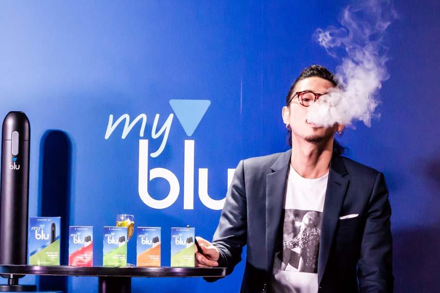 「blu タバコ 評判」の画像検索結果
