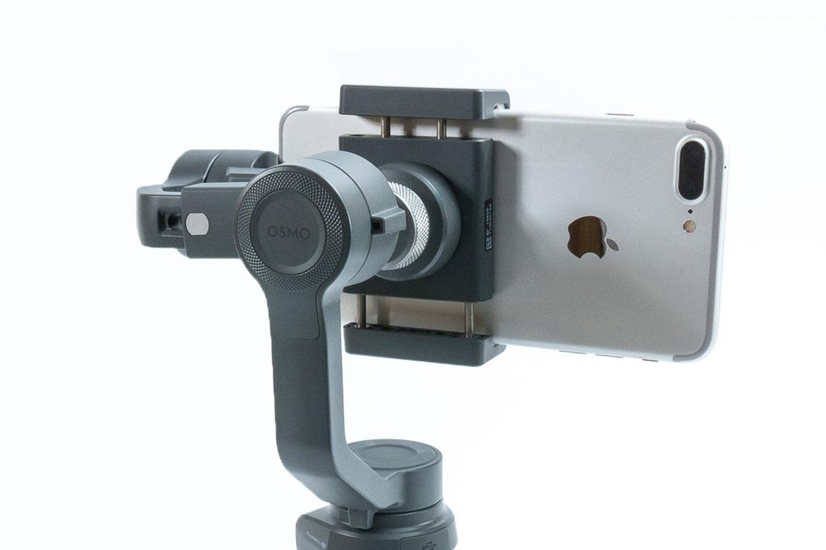 1万円台のスマホ用ジンバルDJI「OSMO MOBILE 2」は買いか?