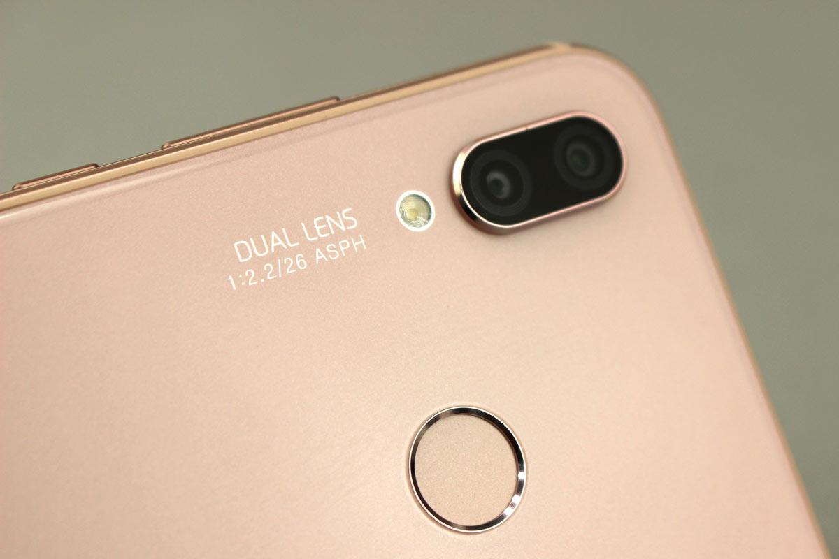 約5.8インチ縦長液晶にデュアルカメラを備える、ファーウェイ「HUAWEI P20 lite」レビュー