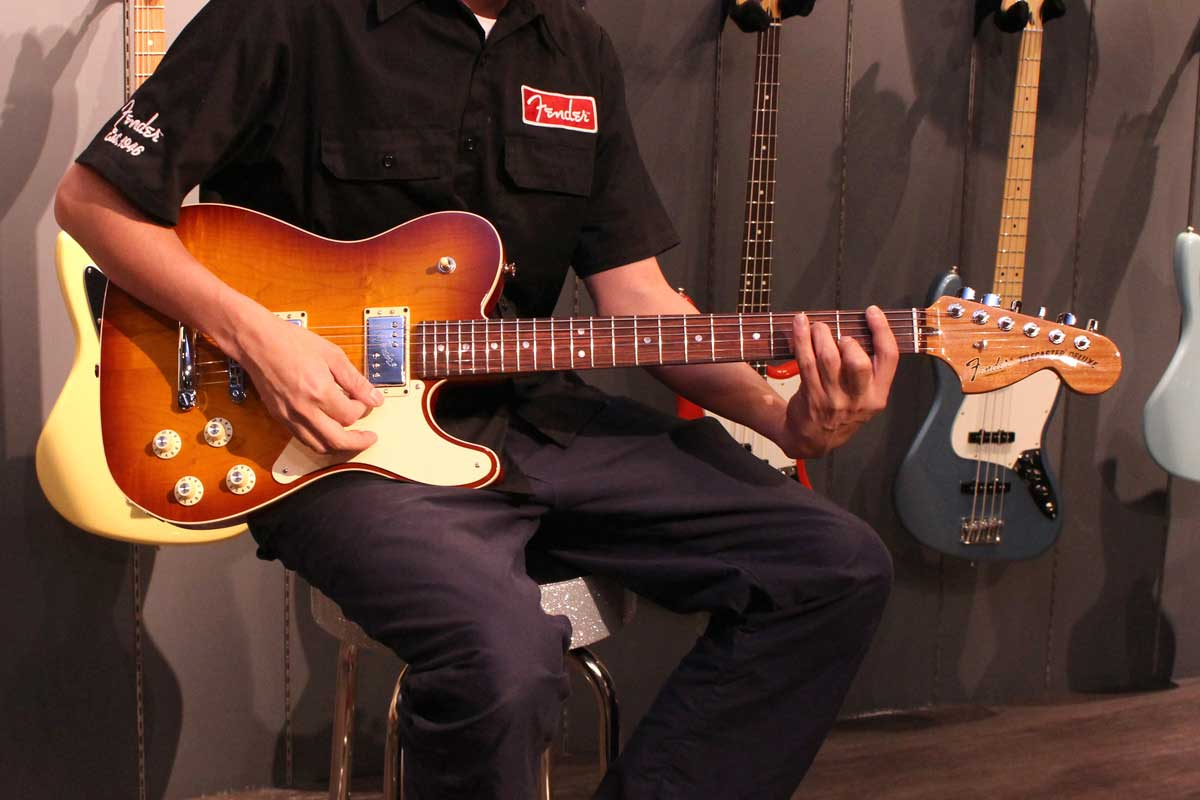 """""""ありえないギター""""がついに日本上陸!? Fenderは2018年夏も攻めてる"""