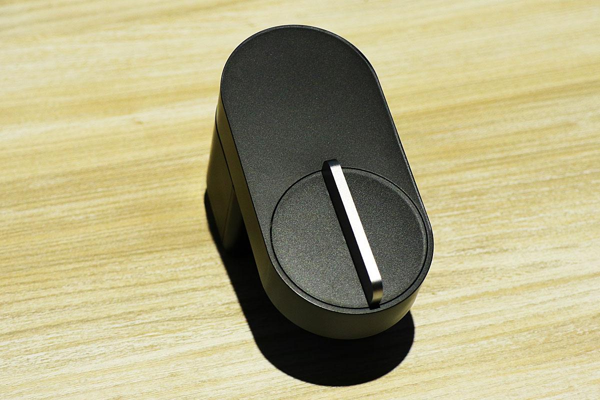 スマホで鍵を開け閉め! 新「Qrio Lock」はハンズフリー&オートロック機能付き