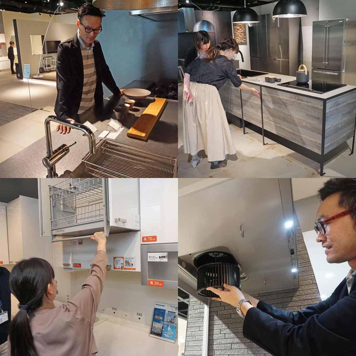 第1回 キッチン前編〜こだわりの強過ぎるライター(と嫁)のショールーム体験