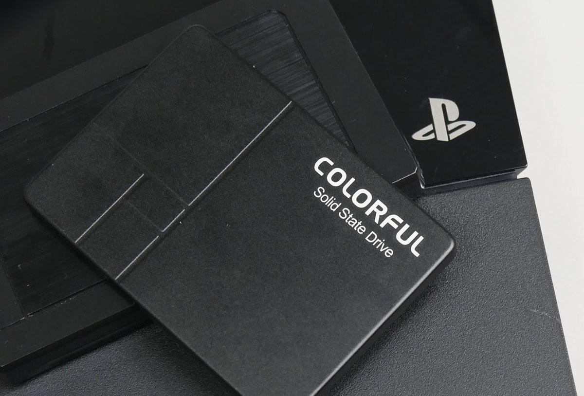 PS4を外付けSSDで高速化させる方法を解説。内蔵HDD換装より手軽にできる!