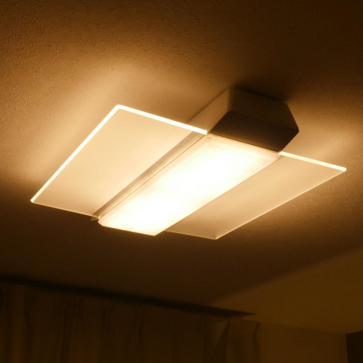 光と音のシャワーが心地いい! スピーカー搭載LEDシーリングライトで部屋を簡単模様替え