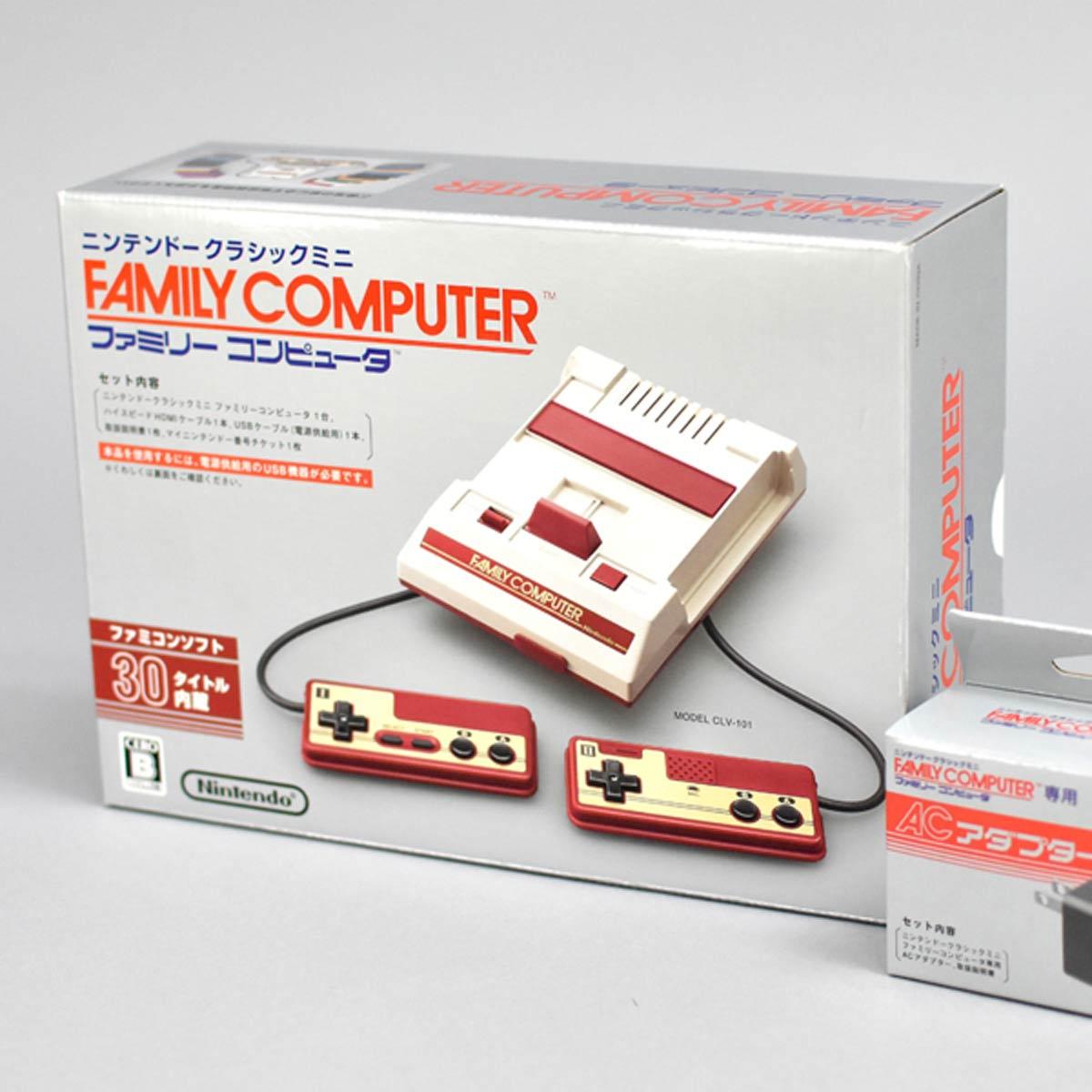 ミニファミコンがアメリカで大人気! PS4、スイッチよりも売れたことが判明