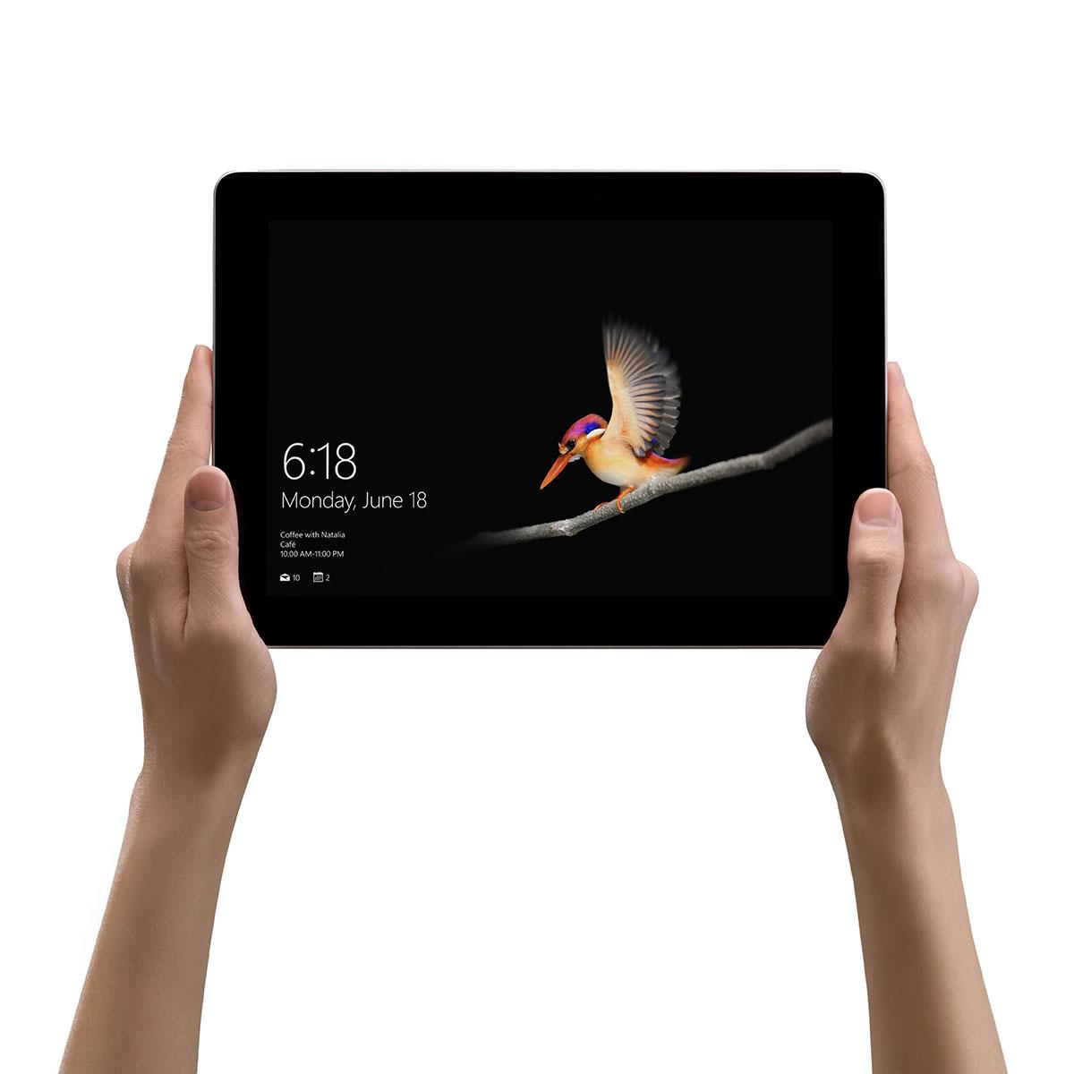 マイクロソフトから10型タブレット「Surface Go」が発売