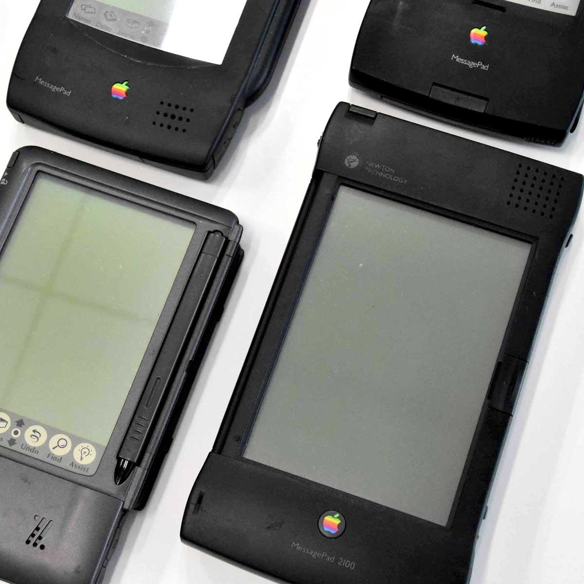 アップル影の歴史、Newton発売25周年企画。これがあったからiPhoneが生まれた?