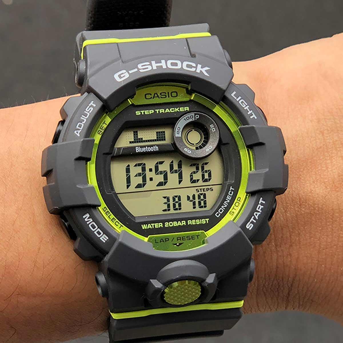 G-SHOCK最新作「G-SQUAD」最速レビュー! デジタル化でスポーティーさUP