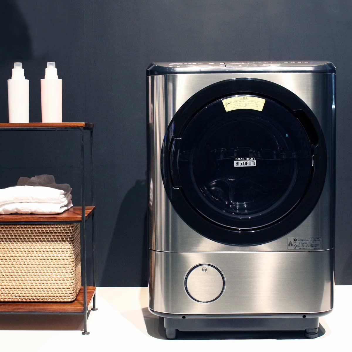 スマホで操作できるようになった日立のドラム式洗濯乾燥機の「AIお洗濯」って、なに?