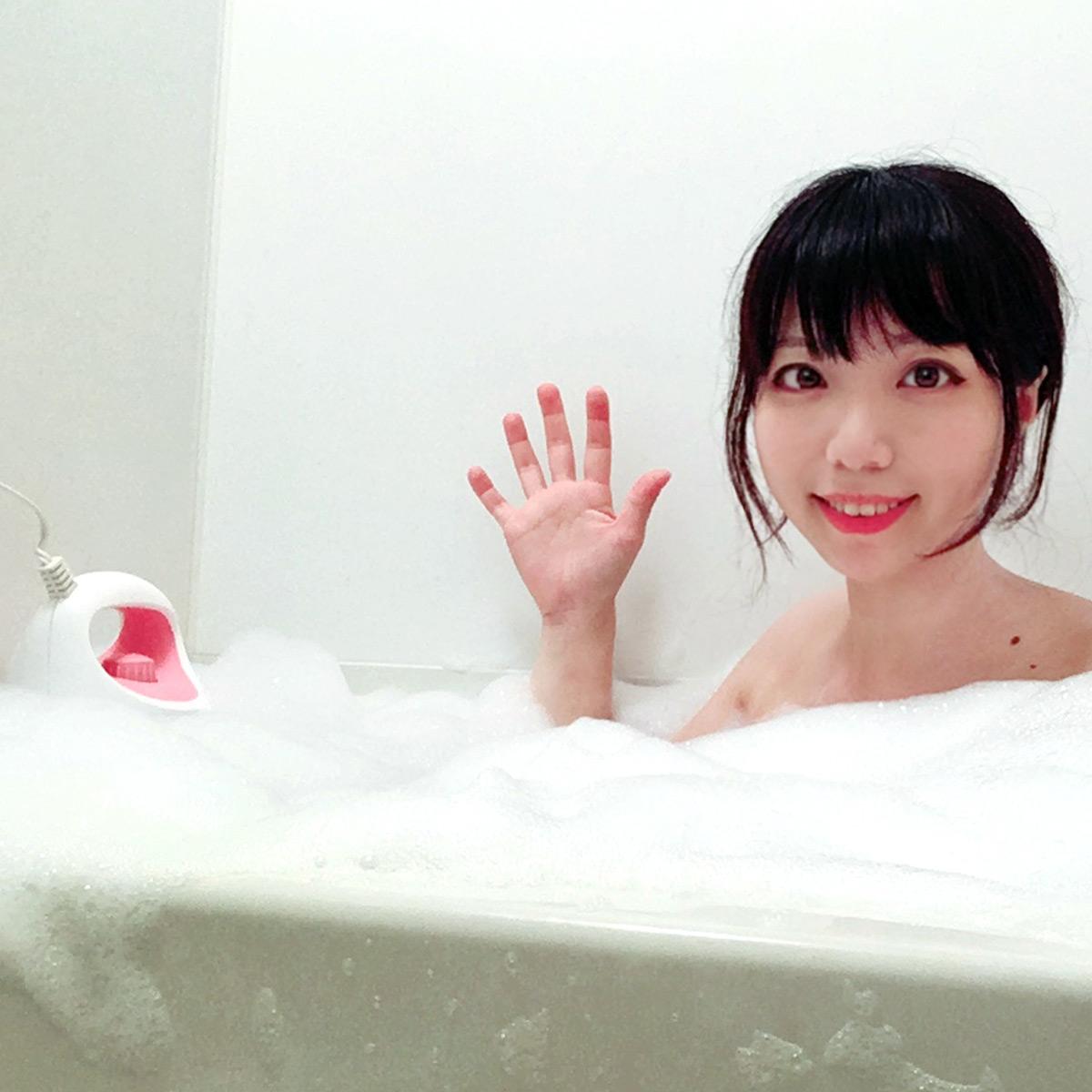 泡風呂にも最適! ペタっと貼るだけの簡易ジャグジーでお風呂がはかどる♪