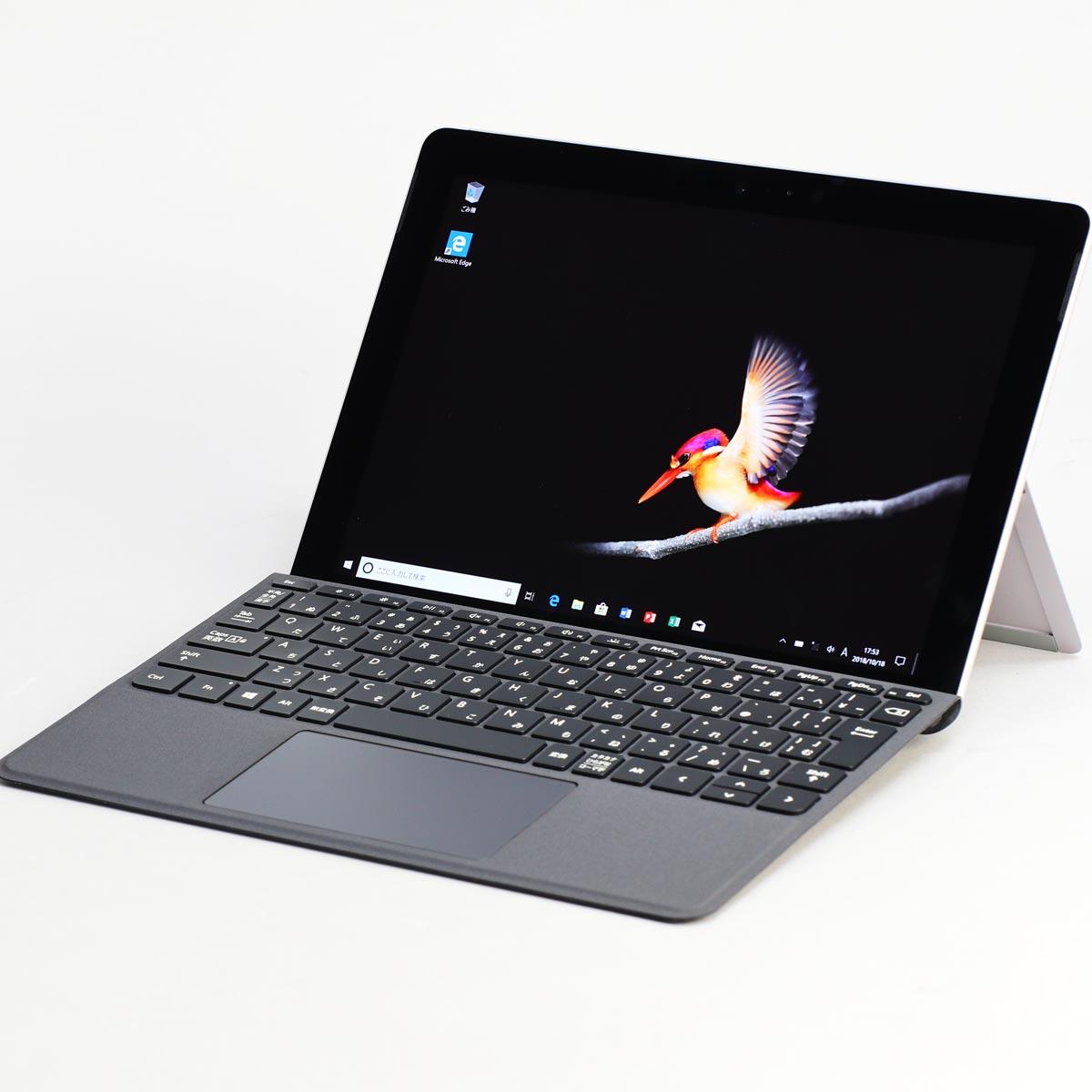 「Surface Go」は持ち運び用のサブマシンとしては最高かもしれない!