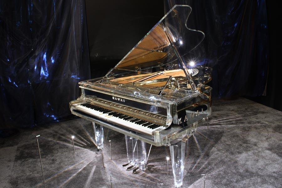 YOSHIKIのピアノ\u201dが1億円で発売! カワイが世界5台限定受注生産
