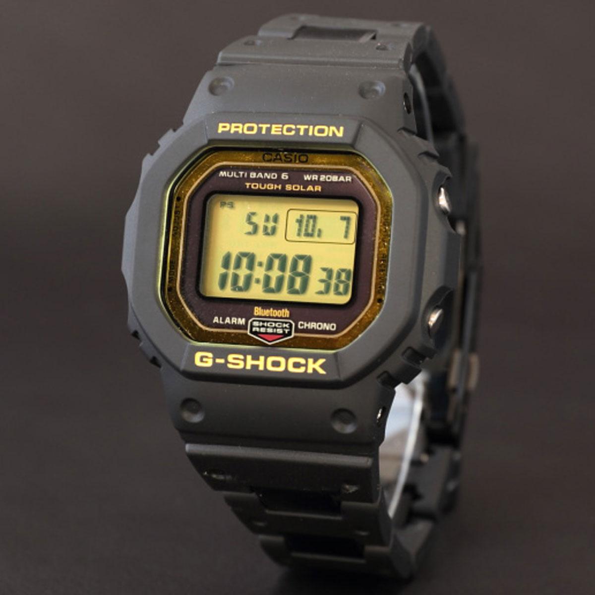 G-SHOCKの名作「5600」がスマホ連携! メチャクチャ使いやすくなった