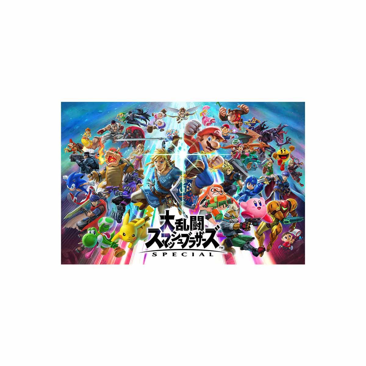 【今週発売の注目製品】任天堂から「大乱闘スマッシュブラザーズ SPECIAL」が登場