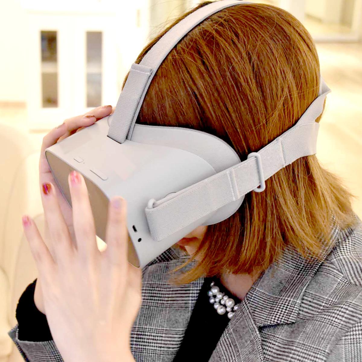 話題の「Oculus Go」を女性ゲーマーが体験! 本格VRゲームのベストな入門機かも?