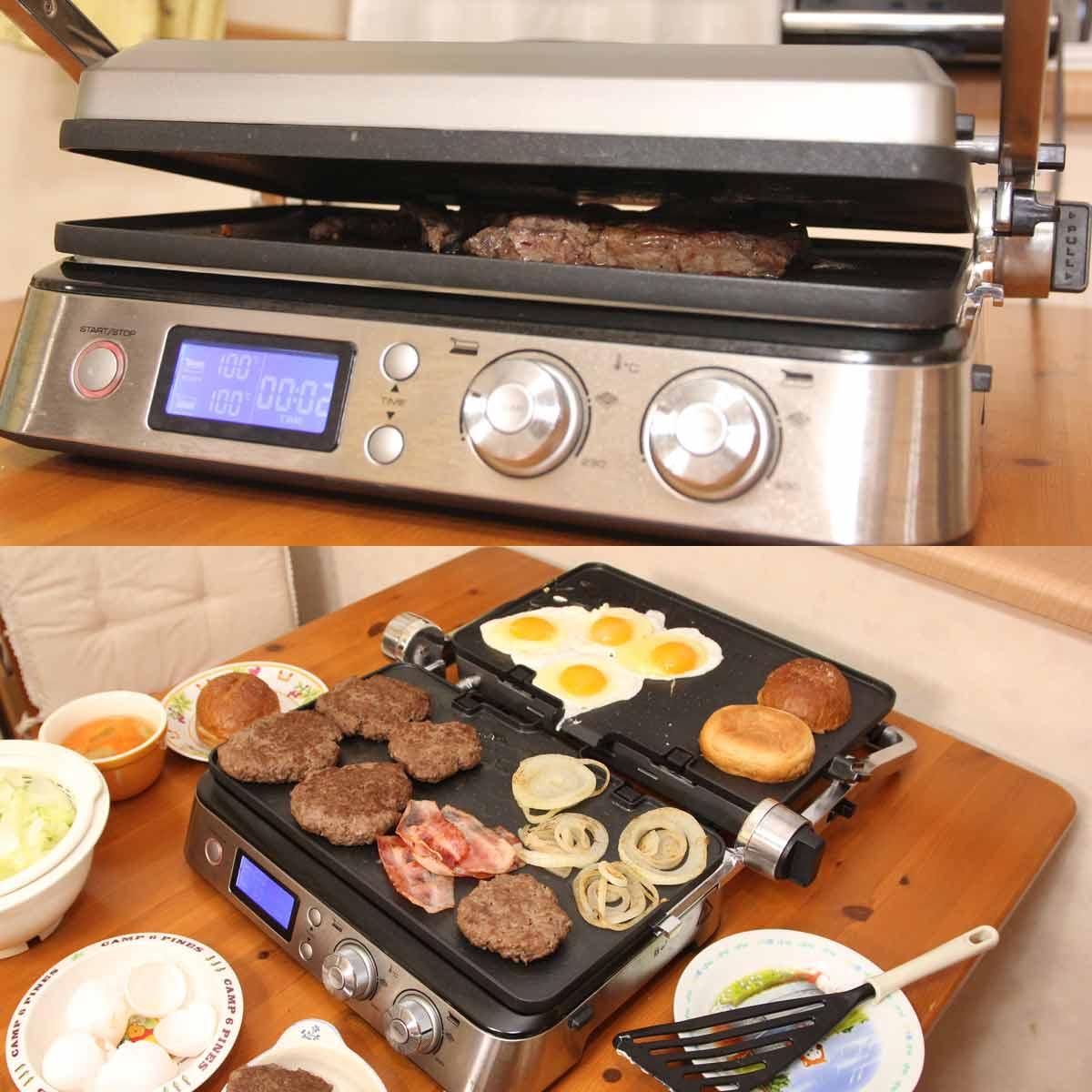 これはドヤれる家電! デロンギ「マルチグリルBBQ」で肉をジュージュー焼きまくってみた