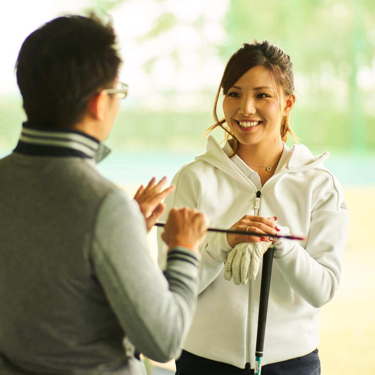競技系女子のクラブ選び#1 メンズモデル、女子には長すぎる!?