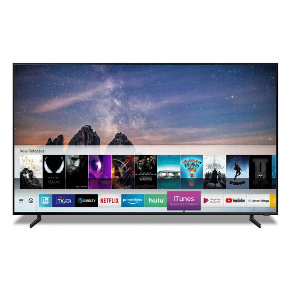 アップルがサムスンのスマートTVにiTunesアプリを提供へ