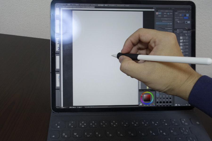 を ipad 描く 絵