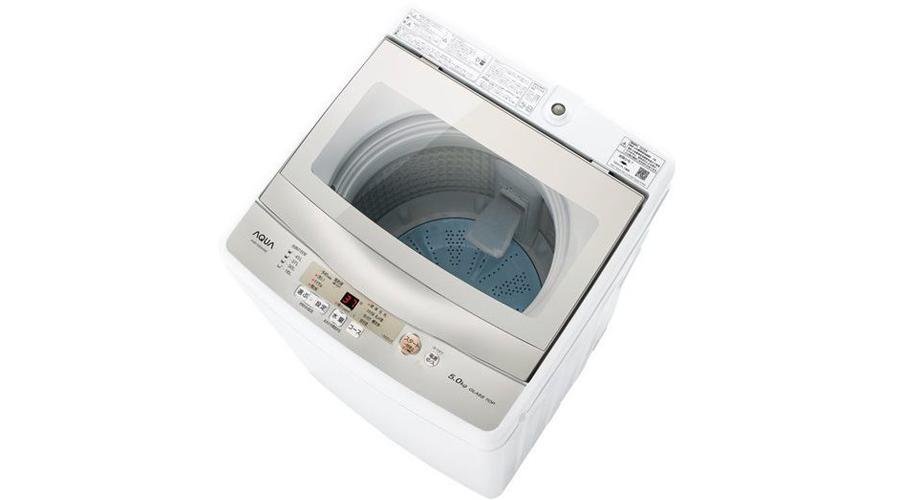 一人暮らし 洗濯 機