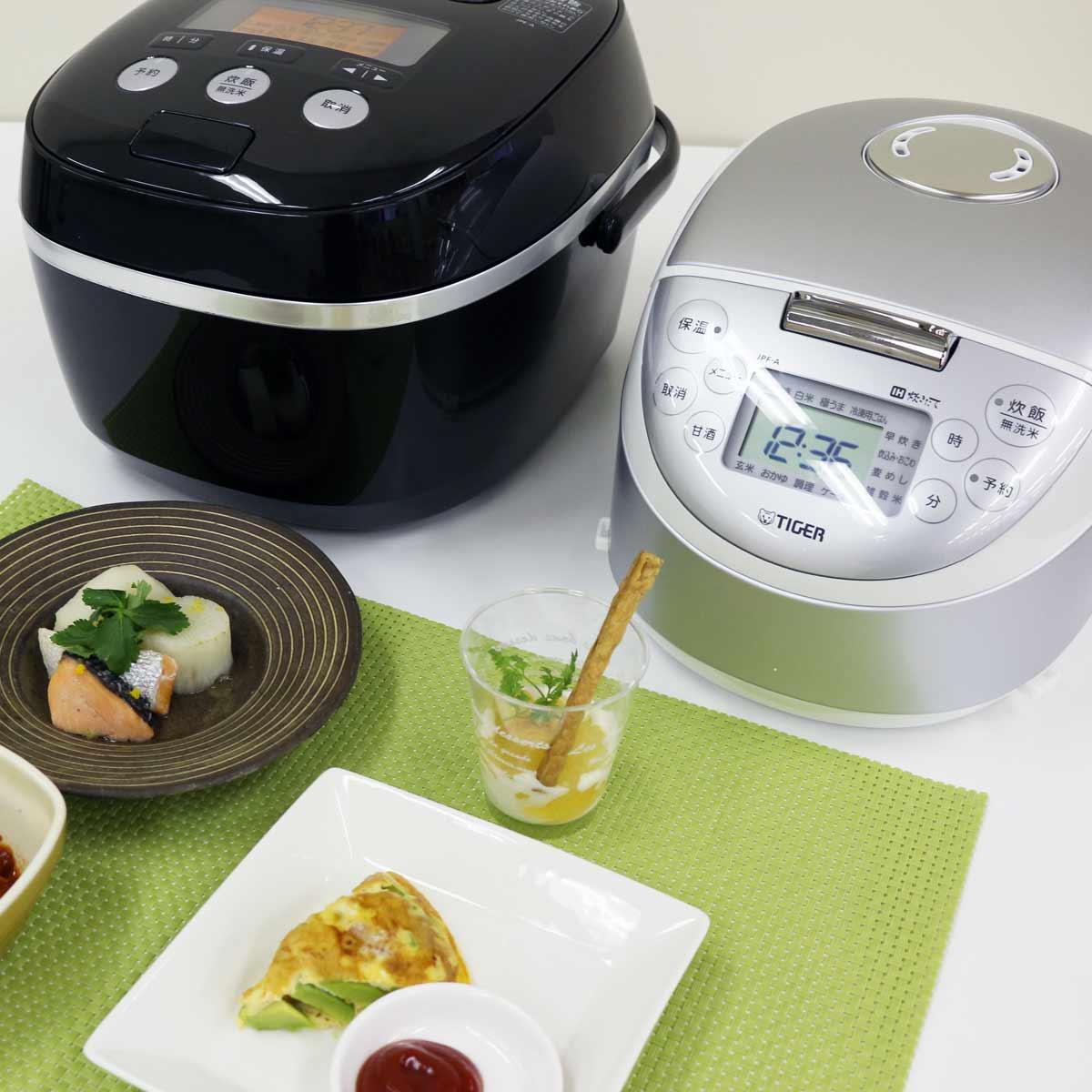 """超簡単な自炊のススメ! タイガーのIH炊飯器で作る""""15分の時短調理""""を体験してきた"""