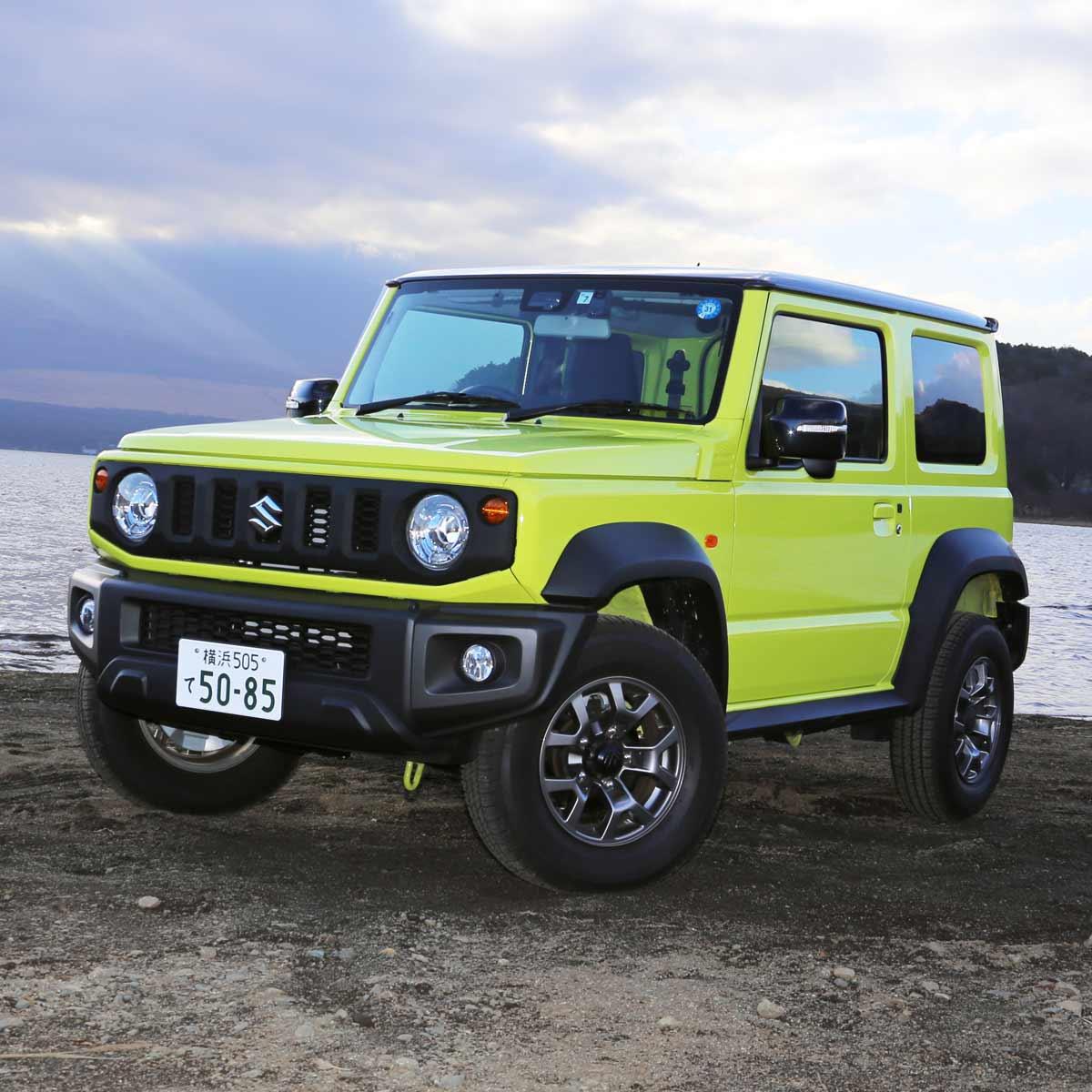 スズキ 新型「ジムニーシエラ」一般道、高速道路から雪上まで700km試乗!