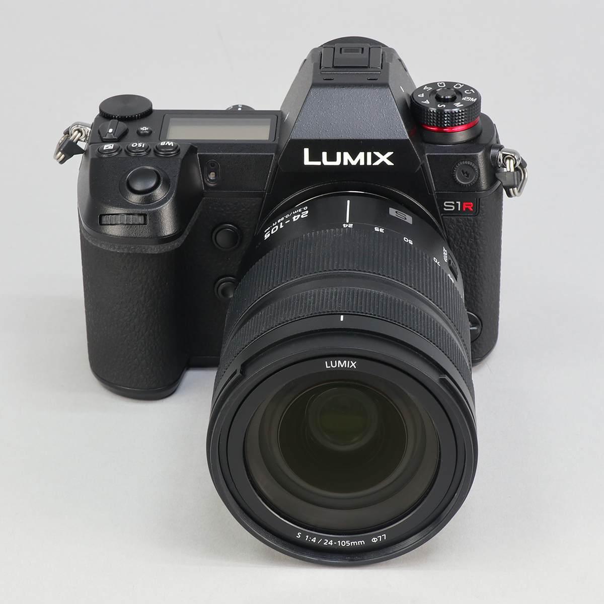 重量級ボディにパナソニックの本気を見た! 「LUMIX S1R/S1」実機レポート