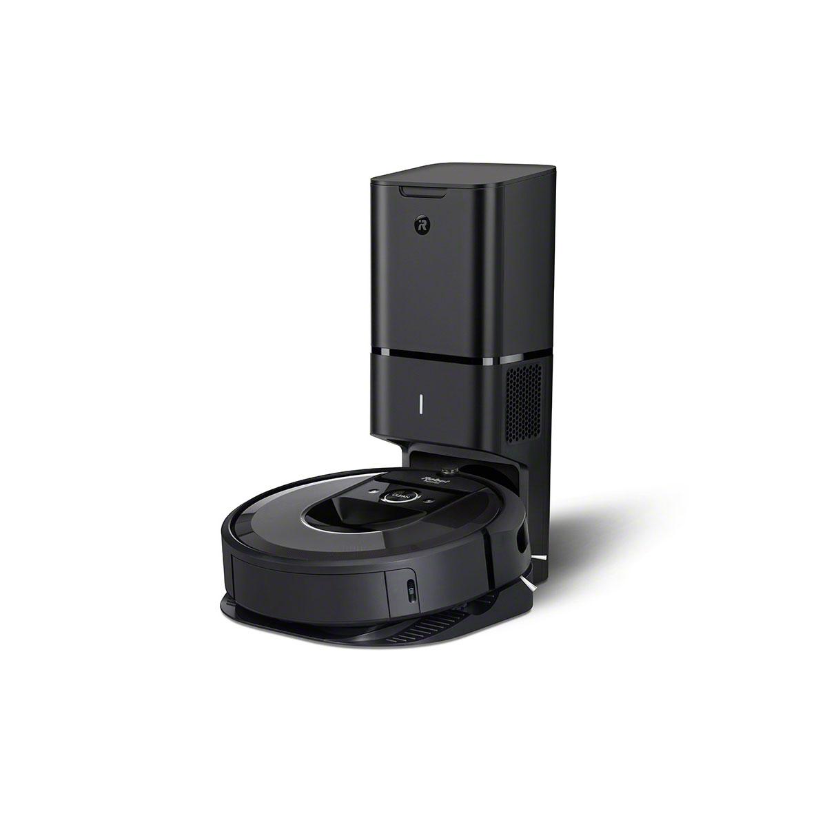 【今週発売の注目製品】自動ゴミ収集機が付属したロボット掃除機「ルンバi7+」が登場