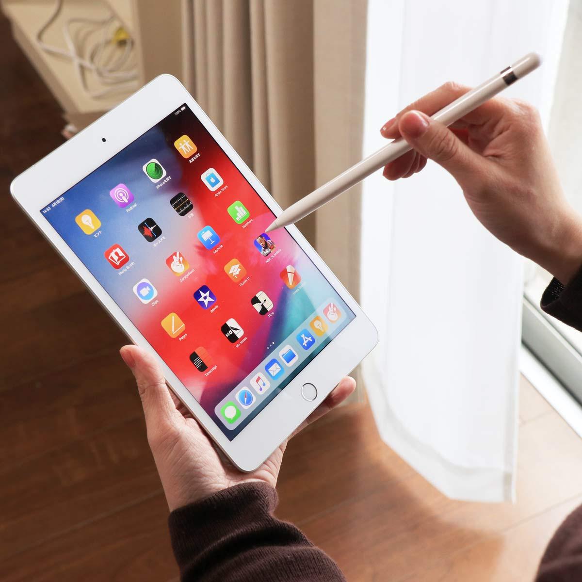 新型「iPad mini」レビュー、Apple Pencil対応で使い道広がる、Apple Arcade用としては最強?