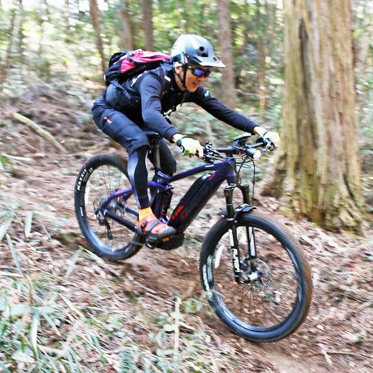 国内唯一のフルサスe-MTB「XM-D2」をガチのマウンテンバイク乗りが山でガチ検証!