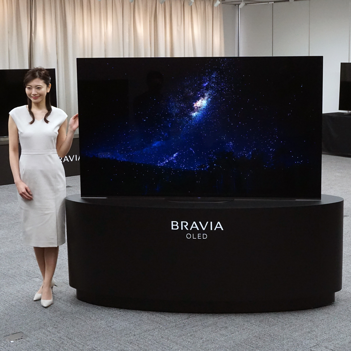 ソニーもついに新4K衛星放送チューナー搭載!4K有機EL/液晶BRAVIA新ラインアップ全解説