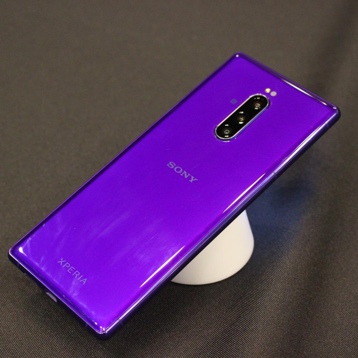 国内初披露された、ソニーの新型ハイエンドスマホ「Xperia 1」速報レポート