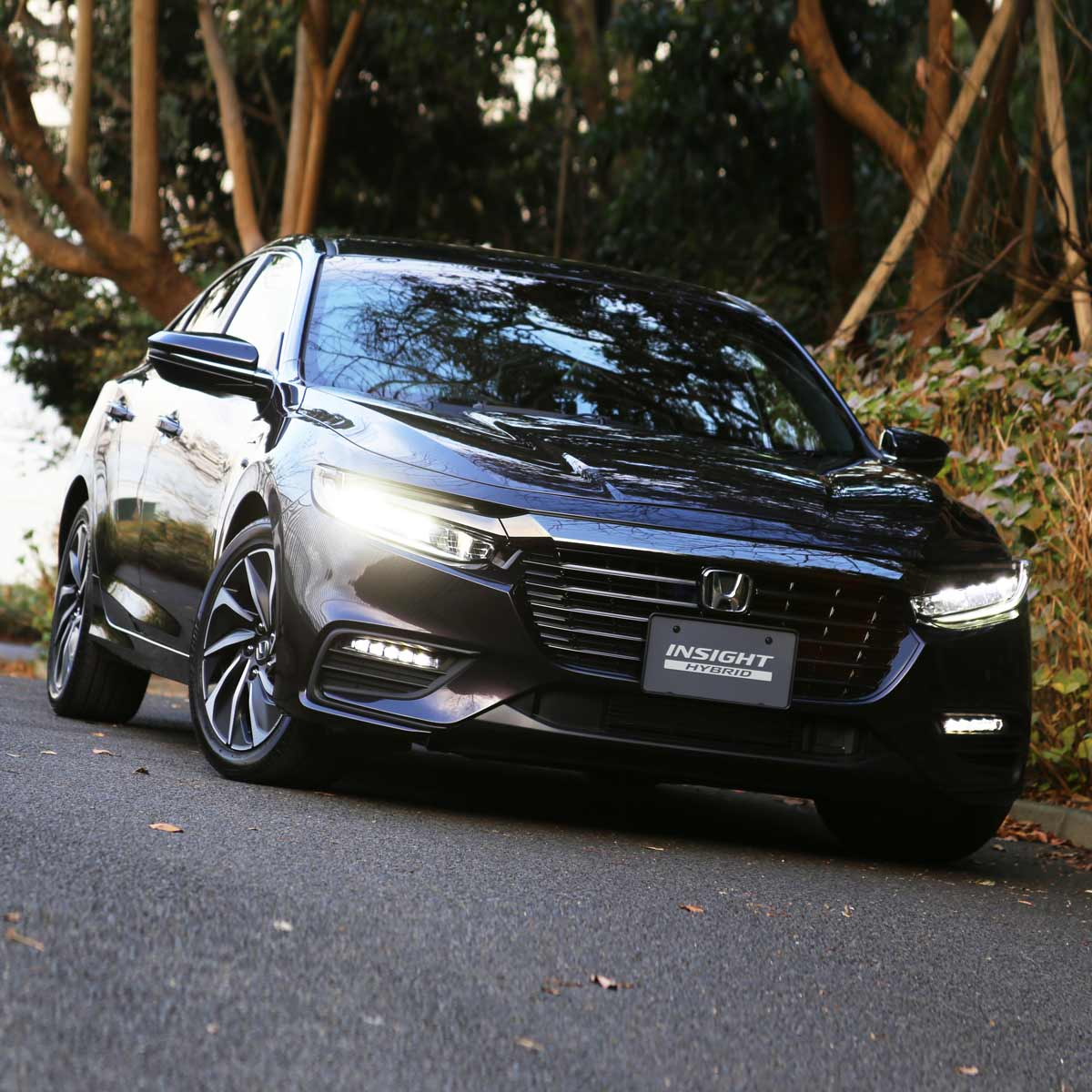 ホンダ 新型「インサイト」試乗&実燃費テスト/スムーズな走りはまさに次世代ハイブリッド